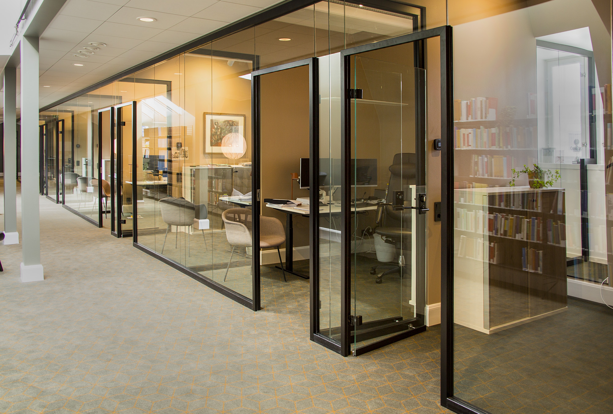 FLEX GLASSLINE WOOD och FLEX GLASSDOOR -A