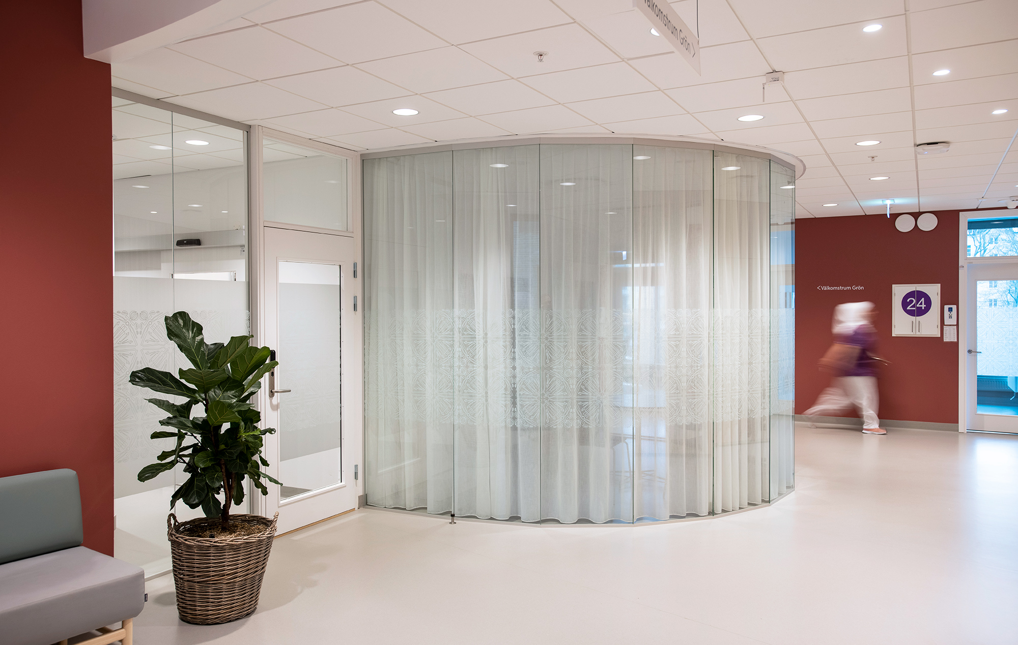 FLEX GLASSLINE och FLEX DOOR